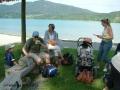Ausflug mit Eltern nach Gmund